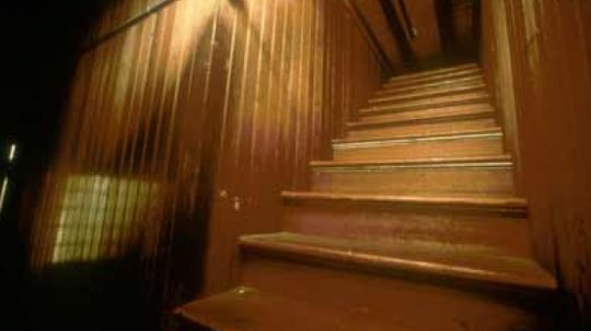 Why Does the Winchester Mystery House Have Stairs Leading Nowhere?