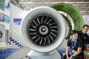 The jet engine is the jumping-off point for some new wind designs.
