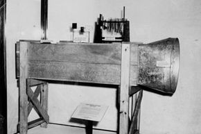 The wind tunnel the Wright Brothers built helped changed the course of human technological history.