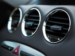 It depends on your driving speed, but there are times when using the air conditioning system in your car can be more fuel efficient than rolling the windows down.
