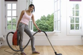 Use that vacuum on your windows to start the job off right.