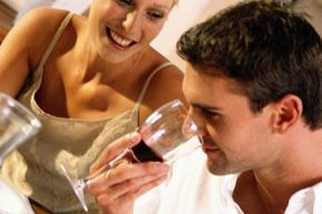 Guests will enjoy the wine tasting more if they know a little something about  judging aroma and clarity.
