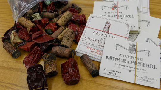 How Wine Fraud Works