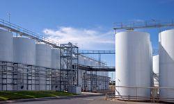 They go big in Australia with large wine storage tanks.