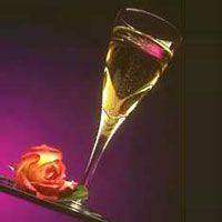 Sparkling wine and champagne are often used to celebrate special occasions.
