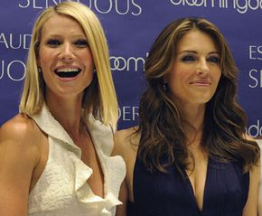 Gwyneth Paltrow and Liz Hurley may be beautiful, but if they don't smell good you won't want to reproduce with them.