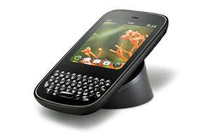 The Palm Pixi's design allowed you to charge the smartphone just by setting it on a charging station.