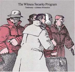 U.S. Marshals Service depiction of witness protection