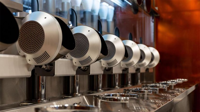 robots, restaurants