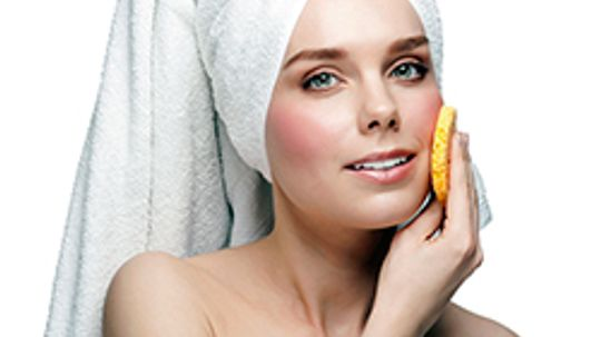 How to Smooth Out Rough Skin on Your Face