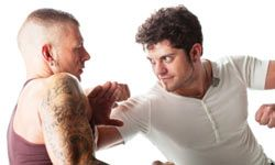 Men's Health Image Gallery Appearances to the contrary, researchers now think testosterone does not increase aggression. View more men's health pictures.