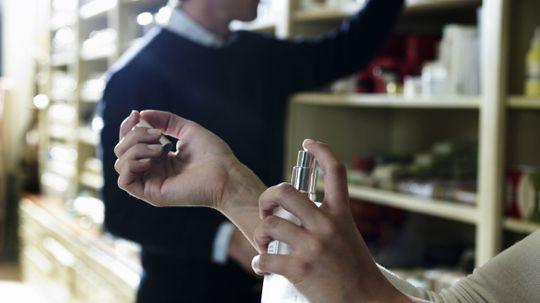 Is it OK for men to wear women's fragrances?
