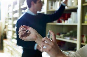 Some women simply prefer the spicier, earthier scents of men's fragrances.