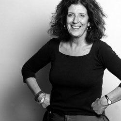 Dame Anita Roddick brought sustainability to mainstream beauty products.