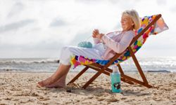 Lounging time is over. Let's get moving! See more healthy aging pictures.