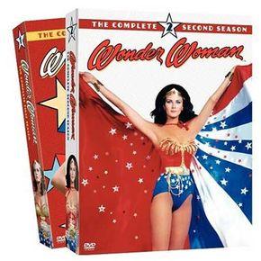 The classic Wonder Woman: Lynda Carter