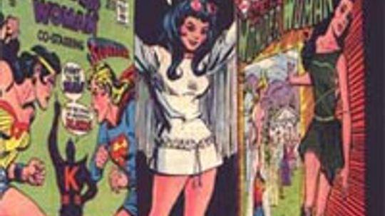 Wonder Woman's Dirty Secrets