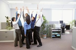 Making work fun will keep workers motivated and productive.