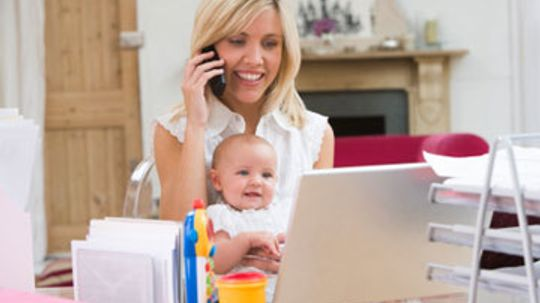 How to Figure Out if You Can Afford Not to Go Back to Work after Maternity Leave
