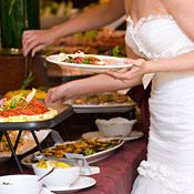 The budget may demand a few sacrifices, but you can still have a fabulous reception.