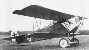 The Fokker D VII was considered by many historians to be the best fighter of World War I.