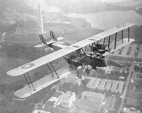 The Martin Bomber was the first American-made bomber.