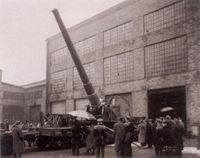 Converted for the duration of hostilities into materiel and ammunition makers, firms like Baldwin Locomotive Works, produced artillery and armament with much of the the same machinery used to build its steam locomotives.