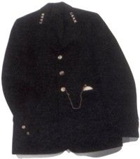 Conductors were required to wear regulation uniforms. Usually, they were sturdy, well-tailored suits of heavy blue or black wool. Polished buttons and company insignia gave them a formal, almost military, look.