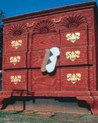 The World's Largest Chest of Drawers serves as a monument to the Home Furnishings Capital of the World. Learn more in this article.