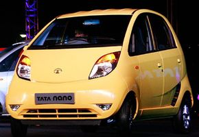 The Tara Tiny recently overtook the Tata Nano as the world's most inexpensive car.