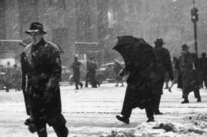 This nor'easter affected nearly two dozen states over Thanksgiving in 1950.
