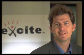 Pierre-Yves Paques, managing director for France for Excite Group ATT, posed in a 2000 picture — a year after the company turned down an offer to buy Google.