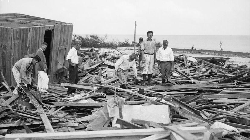 Labor Day Hurricane of 1935