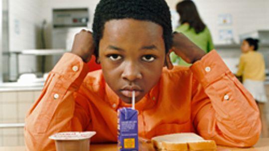 10 Worst School Lunch Menu Items