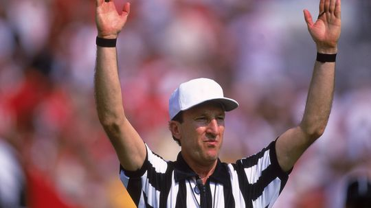 10 Worst Calls in Sports History