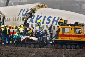 Turkish Airlines plane crash