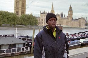 """A few years before he would become known as the """"underwear bomber,"""" Umar Farouk Abdulmutallab looked like any other kid taking a class trip to London."""