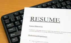 Just repeating everything in your resume can work against you.
