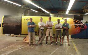 the da Vinci Team