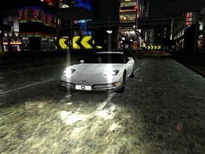 Screenshot of Project Gotham Racing for Xbox