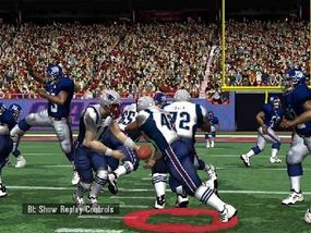 Screenshot of NFL Fever for Xbox