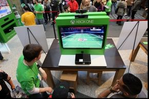 The day after the console's release, the Microsoft Store at The Shops at North Bridge in Chicago, Ill. held a tournament event hosted by famed Chicago Bulls player Scottie Pippen.