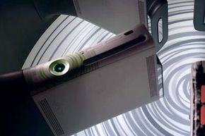 The Xbox 360 is WiFi-ready so that gamers can jump on Xbox LIVE wirelessly.