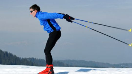 How Cross-country Skiing Works