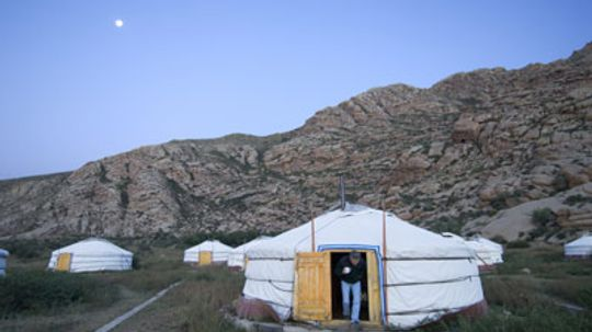 How Yurts Work