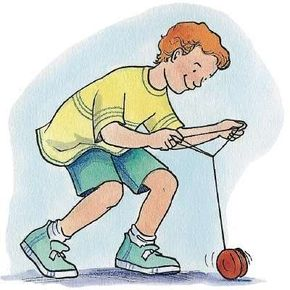 The yo-yo was first introduced to the U.S. in the late 1920s.