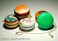 Yo-yos are one of the most popular toys around, even after hundreds of years. See more toy pictures.
