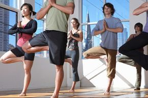 Ask about the type of yoga an instructor will be teaching before taking the class.