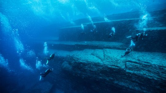 7 of the World's Most Intriguing Underwater Ruins