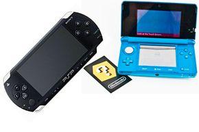 Sony's PSP versus Nintendo's 3DS - which handheld wins?